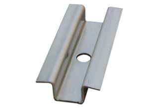 Morsetto acciaio inox FV