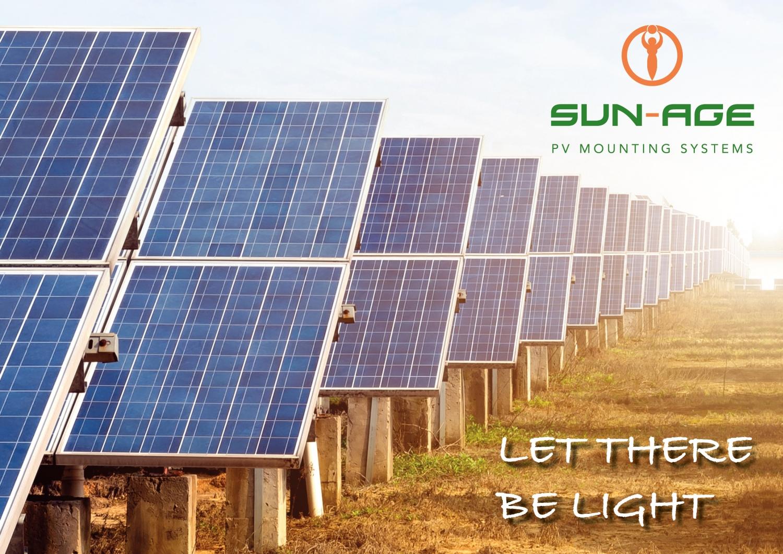 Sun Age Pannelli solari