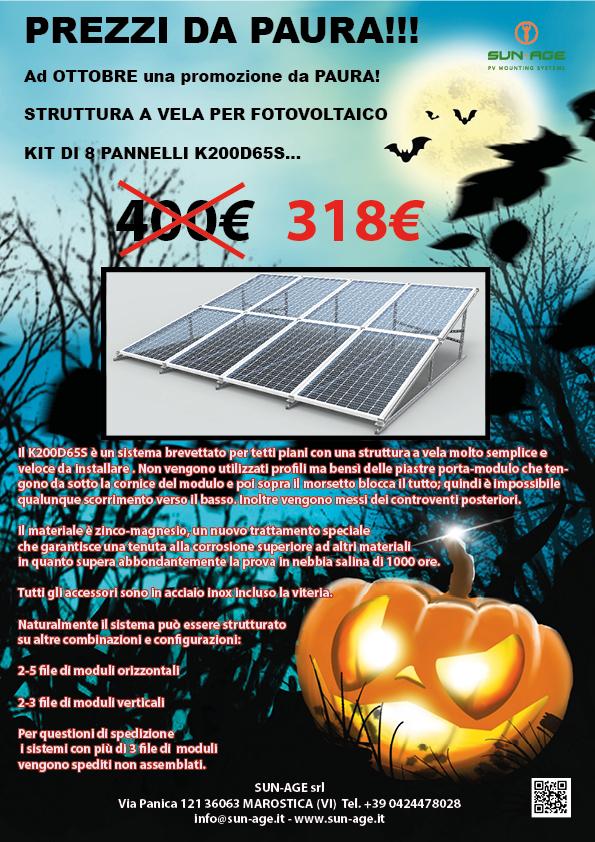 Promozione di Halloween