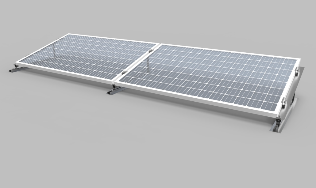 Kit Triangoli alluminio