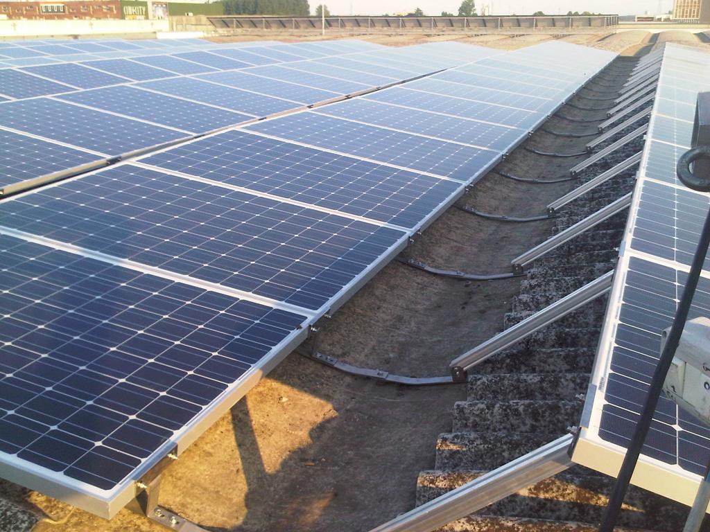 strutture fotovoltaico